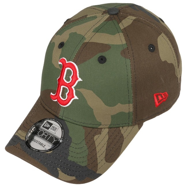 5e754d3f436 9Forty Camo Team Red Sox Cap by New Era - camouflage 1 ...