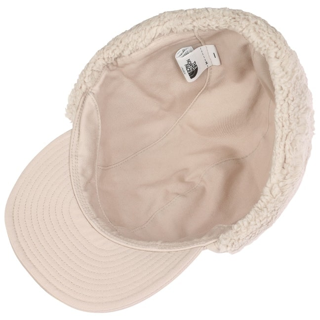 Campshire Earflap Cap by The North Face - beige 1 ... d08f085ac141